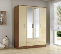 Шкаф четырехдверный Корса (160х50х220)