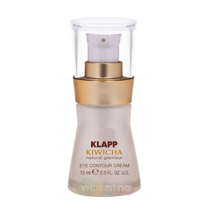 Klapp Крем для кожи вокруг глаз Kiwicha Eye Contour Cream, 15 мл