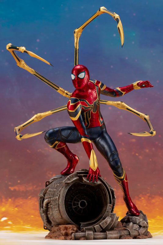 Фигурка Iron Spider Infinity War