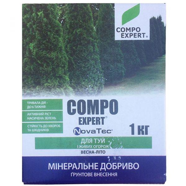 COMPO EXPERT для туй и живых изгородей (1 кг)