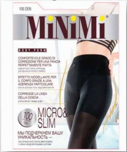 колготки MINIMI Micro&Slim 100