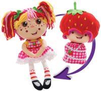 Купить Девчушка Вывернушка Ксюшка плюшевая кукла Flip Zee Girls 1 Toy недорого