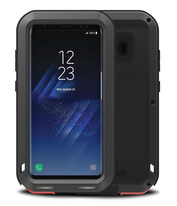 Антивандальный чехол LOVE MEI POWERFUL для Samsung Galaxy S8