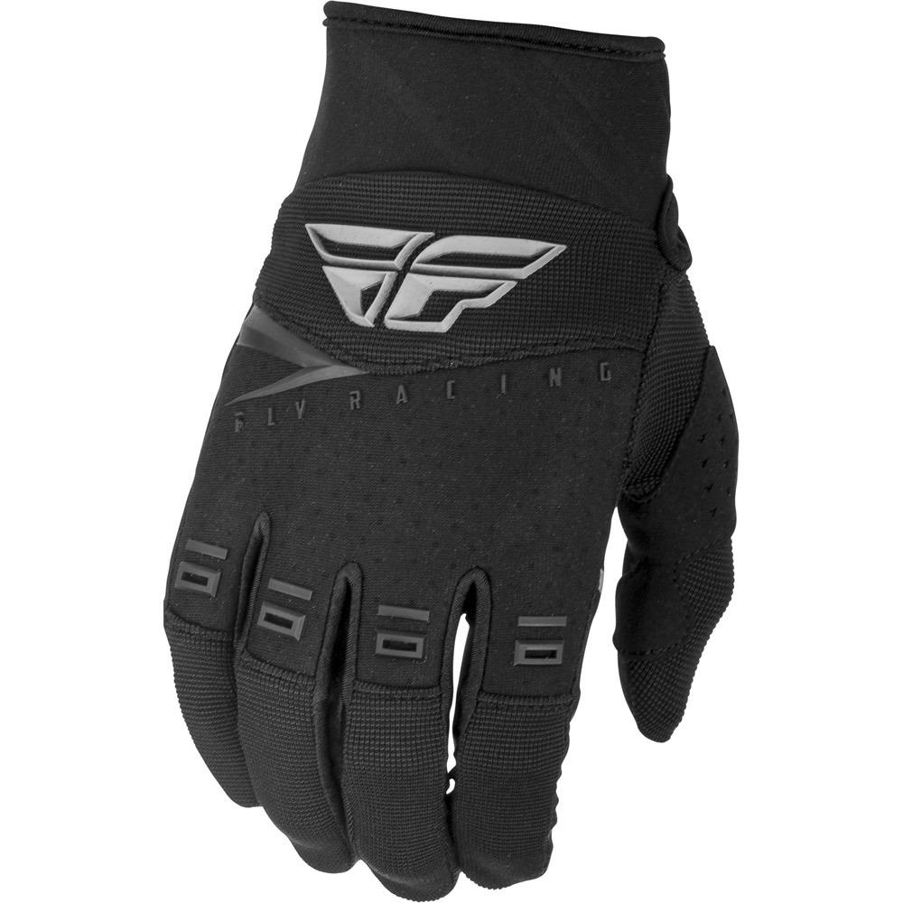 Fly Racing - 2019 F-16 Black перчатки, черные