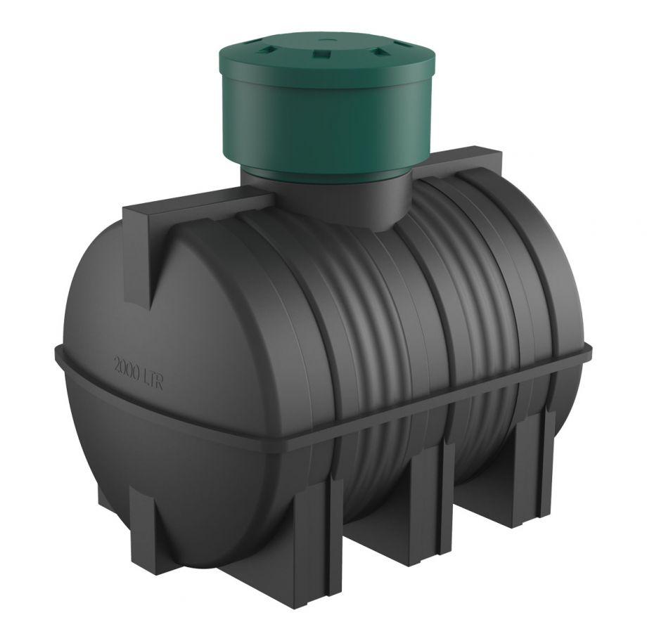 Подземная топливная емкость DT 2000 литров