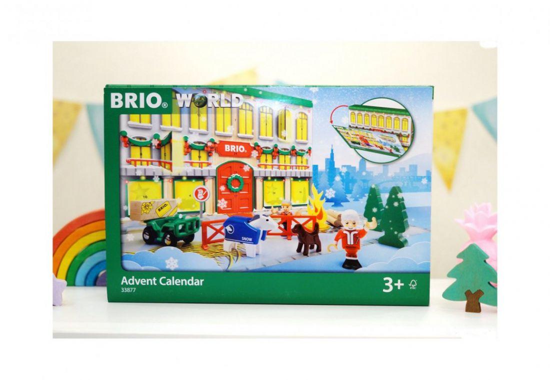 """BRIO Подарочный игровой набор """"Рождественский Календарь"""""""