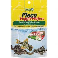 Tetra Pleco Wafers Корм для травоядных сомов (15гр)