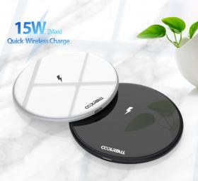 Беспроводное зарядное устройство CoolReall 15W QI
