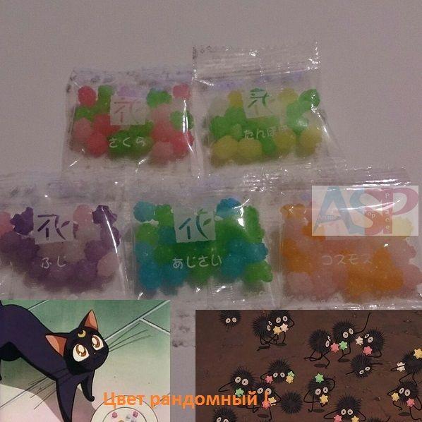 Konpeito (сахарные шарики)
