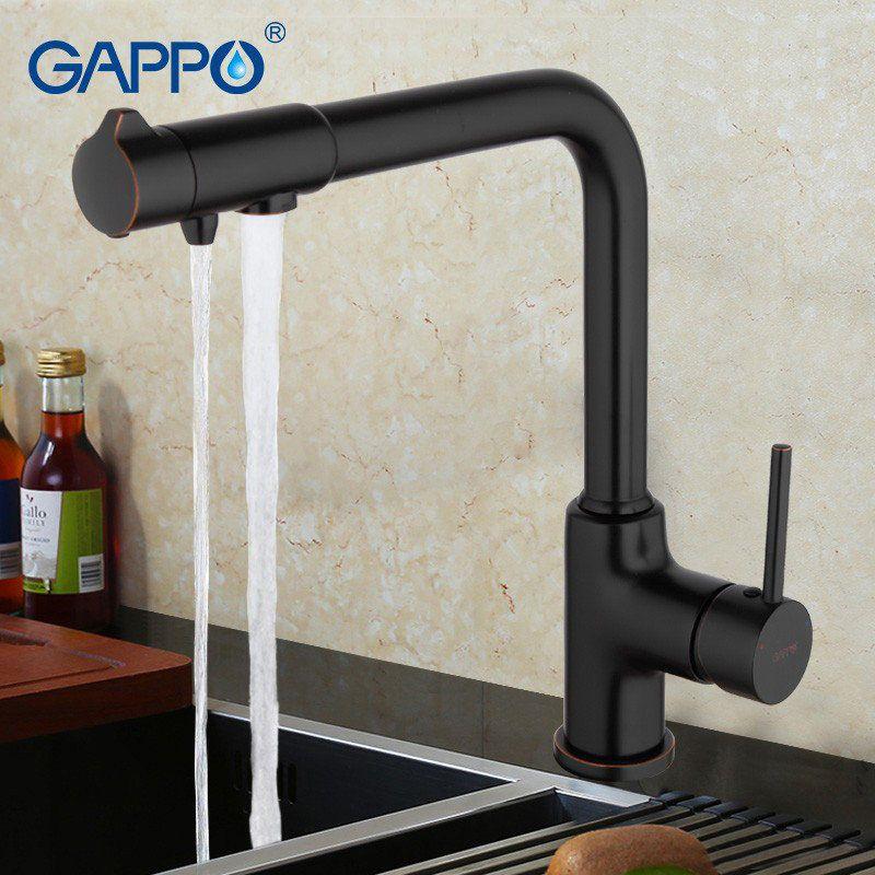 Gappo G4390-10 Смеситель для кухни