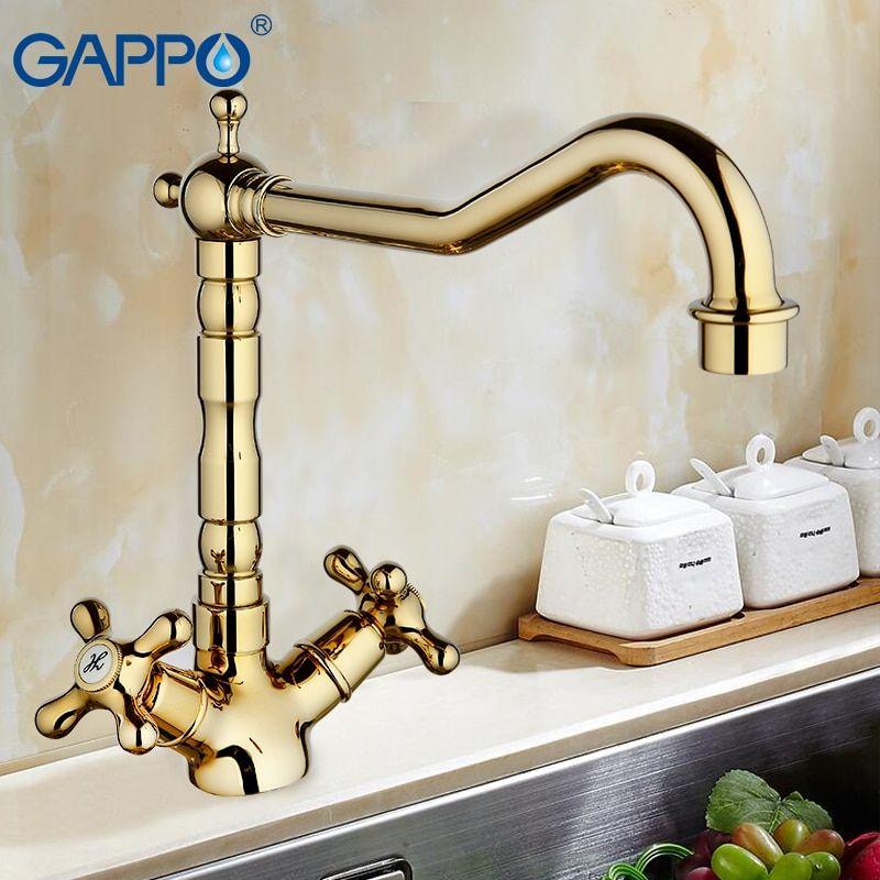 Gappo G4063-4 Смеситель для кухни