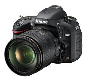 Nikon D610 Kit 24-120 f/4G VR