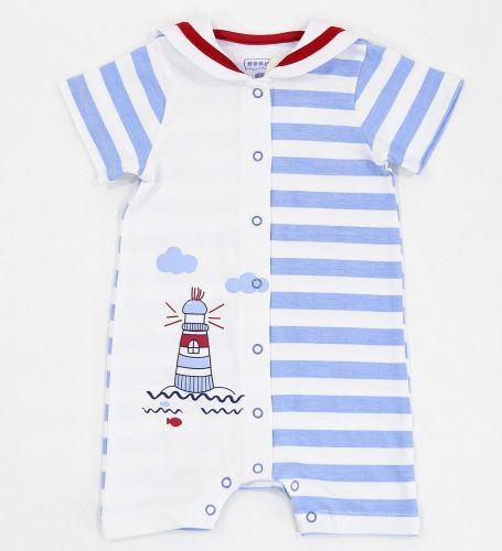 Полукомбинезон для новорожденного мальчика Bonito с маяком