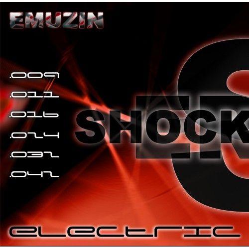 EMUZIN 6SR 9-42 Струны для электрогитары