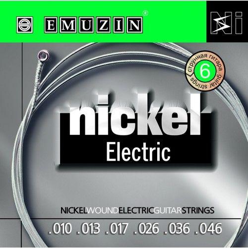 EMUZIN 6N 10-46 Струны для электрогитары