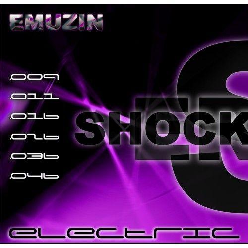 EMUZIN 6SR 9-46 Струны для электрогитары