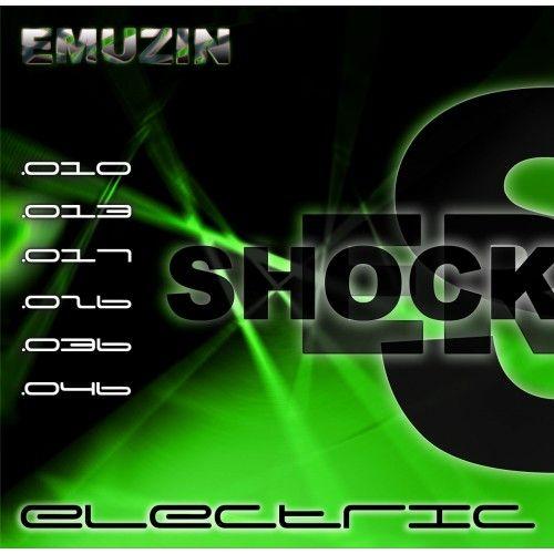 EMUZIN 6SR 10-46 Струны для электрогитары