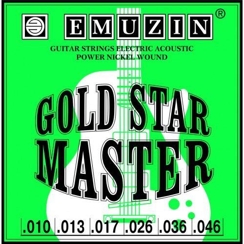 EMUZIN 6ГСМ-03 (10-46) Струны для электрогитары