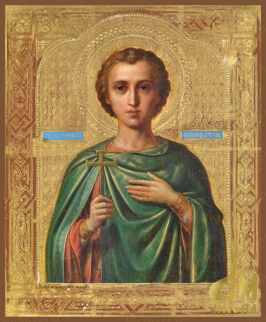 Икона Вонифатий