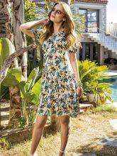Платье женское (XL) Арт.D4494-3