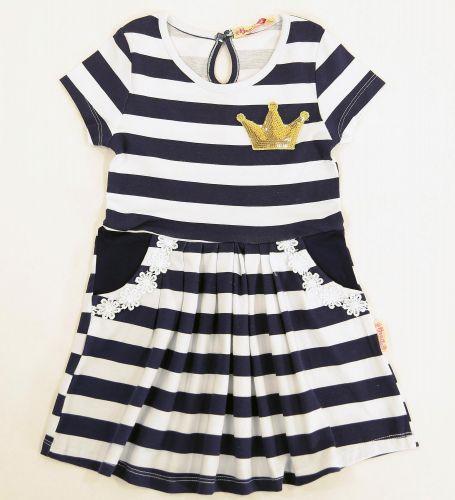 Платье на девочек 2-5 лет Bonito с короной