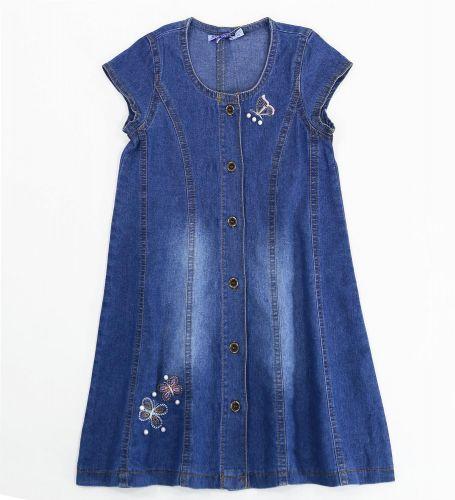 Джинсовое платье для девочек 2-6 лет Bonito Jeans