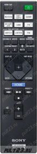 SONY RMT-AA230U, STR-DN1070