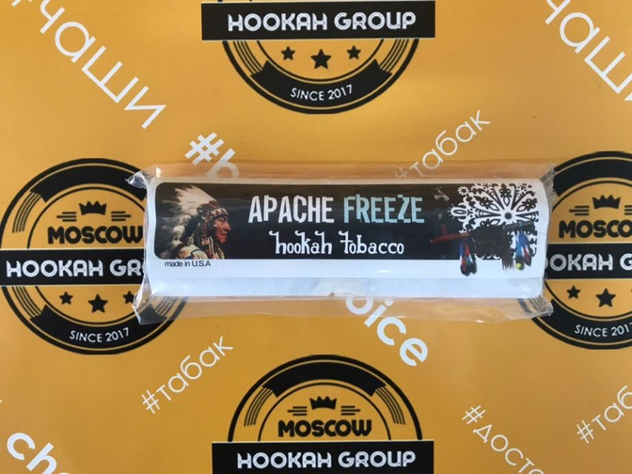 Табак Apache Freeze 250 гр