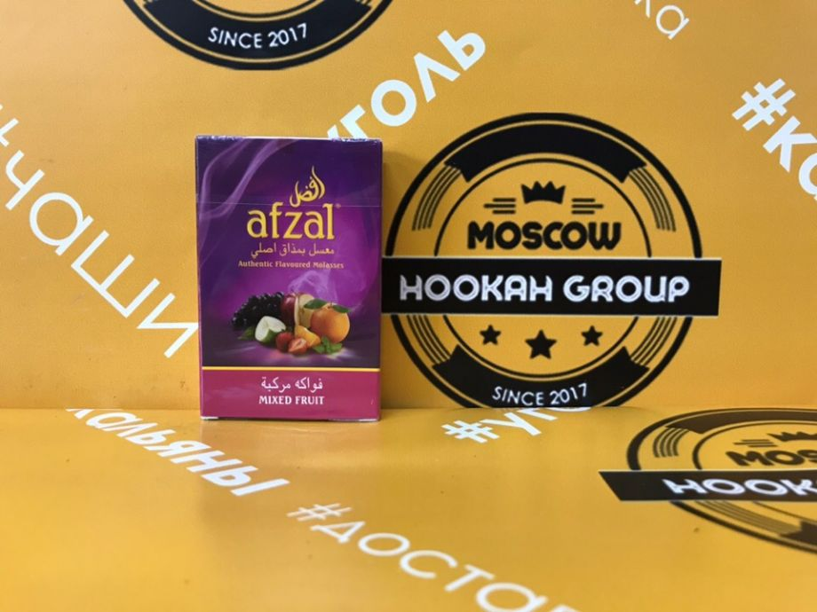 Afzal Mixed Fruit 50 гр