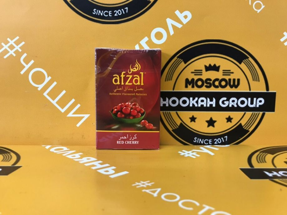 Afzal Red Cherry 50 г