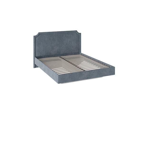 Кровать «Кантри» с мягким изголовьем