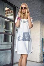 Платье женское (L) Арт.D4547-1