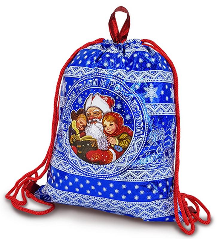 Рюкзачок Дедушкины сказки 1200 грамм (синий)