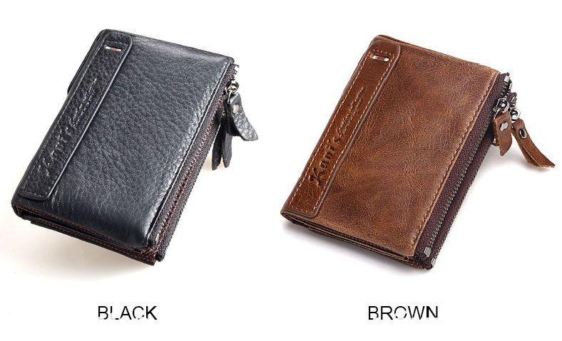 Бумажник KA0003-Brown-M