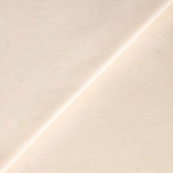 Лоскут трикотажной ткани цвет шампань 50*30