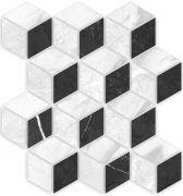 Royal Stone Вставка мозаика многоцветный (A-RS2L451G) 28x27