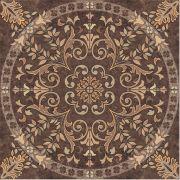Pompei Панно напольное коричневое (PY6R114) 84x84