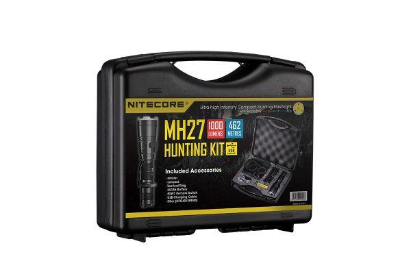 Набор для охоты NITECORE MH27UV