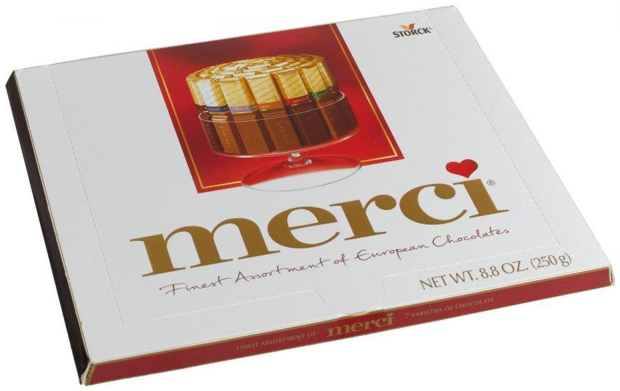 Конфеты Mersi