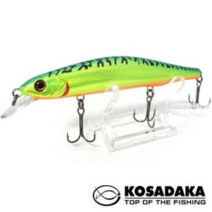 Воблер Kosadaka Mascot XS 110F 110 мм / 16,1 гр / Заглубление: 0,5 - 1,5 м / цвет: HT