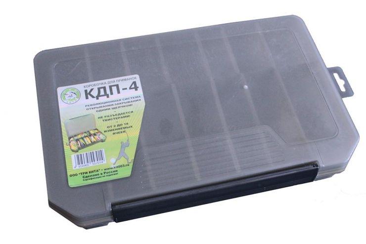Коробка для приманок 340х215х50 ФФКДП-4
