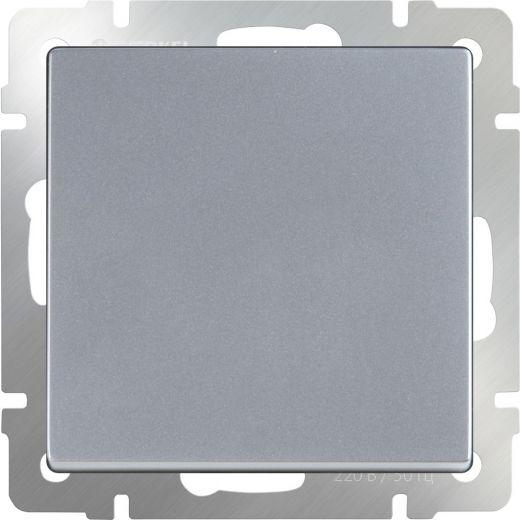 Декоративная заглушка серебряная / WL06-70-11