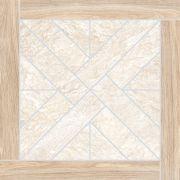 Urban Quarzite Декор Бежевый с деревянной рамкой K943930 45х45