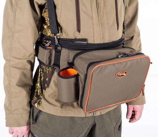 Поясная сумка + чехол для удилища