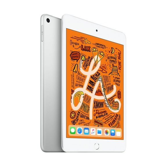 Apple iPad mini 64 ГБ Wi-Fi Серебристый