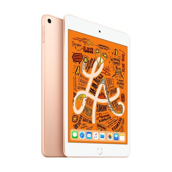 Apple iPad mini 64 ГБ Wi-Fi Золотой