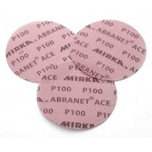 Круг шлифовальный сетчатый Mirka Abranet Ace Р500
