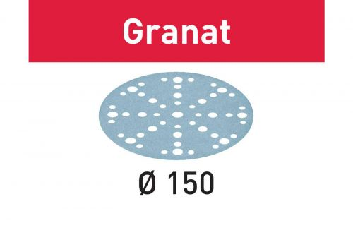 Шлифовальные круги STF D150/48 P220 GR/100 Granat