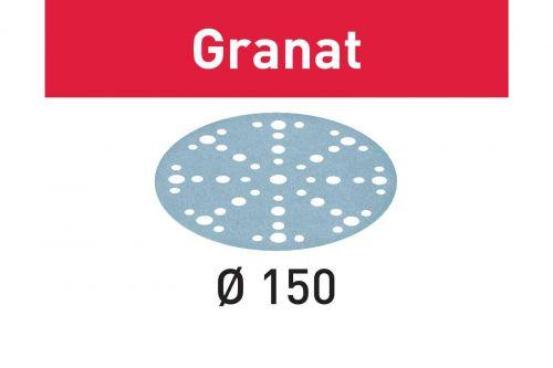 Шлифовальные круги STF D150/48 P320 GR/100 Granat