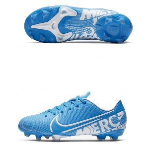 ДЕТСКИЕ БУТСЫ NIKE VAPOR XIII ACADEMY FG/MG AT8123-414 JR